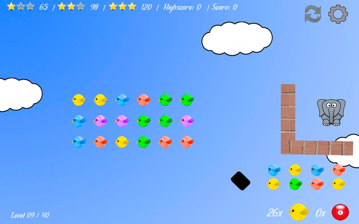 Crazy Elephant para moviles Android