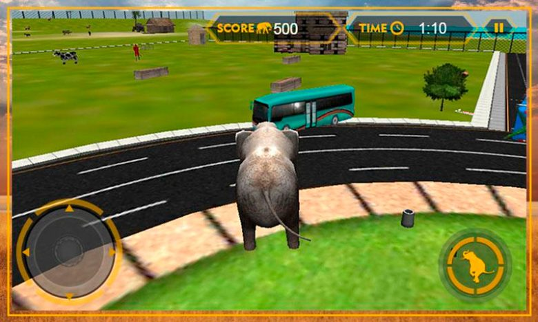 Elephant Simulator 3D Safari Android